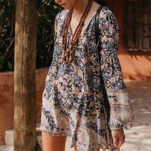 Dresses & Skirts - Longsleeve Mini DRESS Oasis Nightshade Tunic Dress